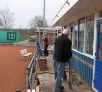 2011 TCW krijgt sproei installatie